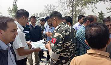 Nepal India Joint for the Construction of ICD at Dodhara and Chadani_Kanchanpur